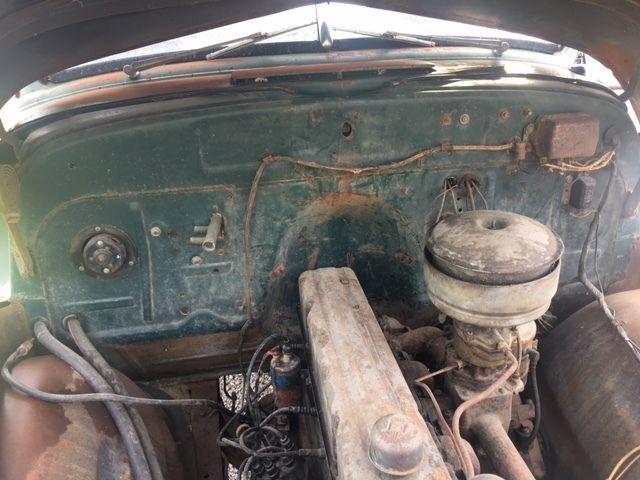 1952 Chevy Pickup Rare 3800 Long Bed Original Paint