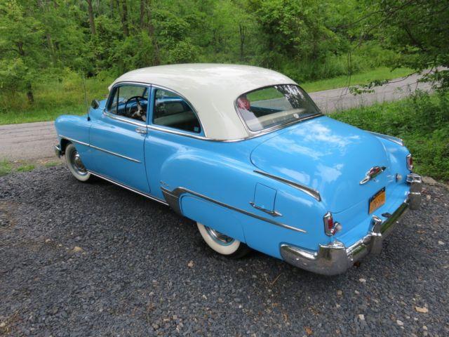 1952 chevy styleline deluxe 2 door show winner for 1952 chevy belair 4 door