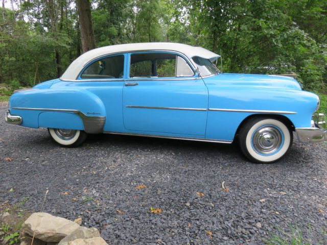 1952 chevy styleline deluxe 2 door show winner for 1952 chevy 2 door sedan
