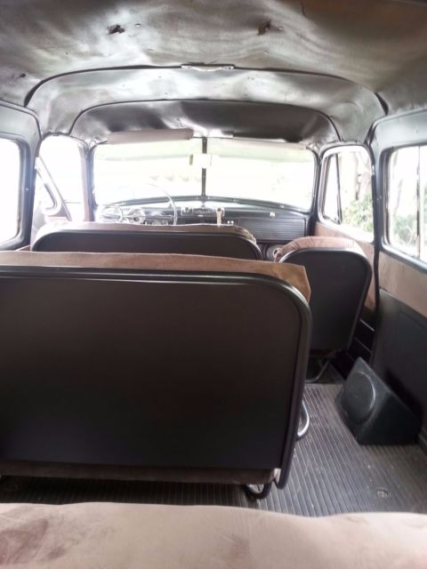 1952 Chevy Suburban Carryall Clamshell 1947 1948 1949 1950 ...