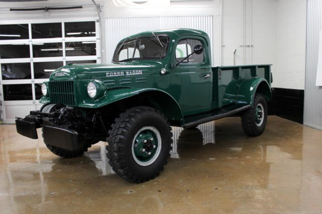 1952 dodge power wagon fully restored for sale dodge power wagon 1952 for sale in local. Black Bedroom Furniture Sets. Home Design Ideas