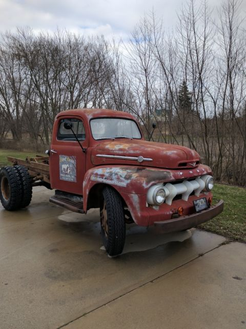 1952 ford f 4 for sale ford f 100 dump 1952 for sale in 57 chevy wiring harness