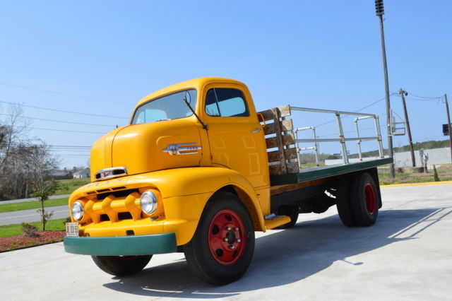 1952 ford f 6 truck fully restored 34100 classic for sale. Black Bedroom Furniture Sets. Home Design Ideas