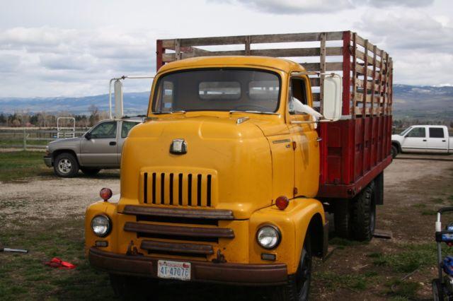 1952 international c o e rust free l 162 montana truck for sale international harvester other. Black Bedroom Furniture Sets. Home Design Ideas