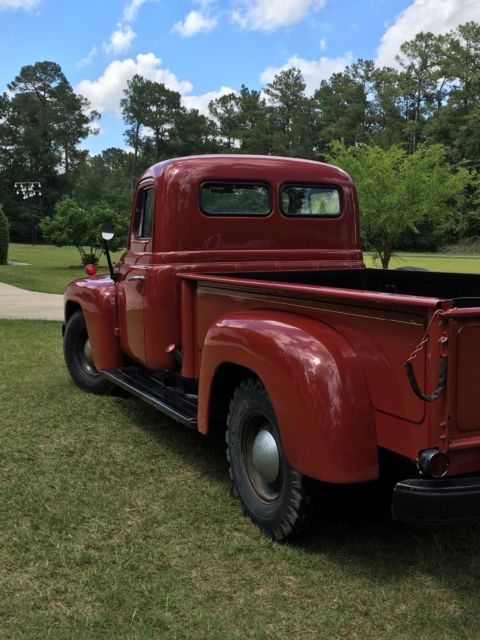 1952 international harvester pickup truck for sale international harvester l 112 1952 for sale. Black Bedroom Furniture Sets. Home Design Ideas