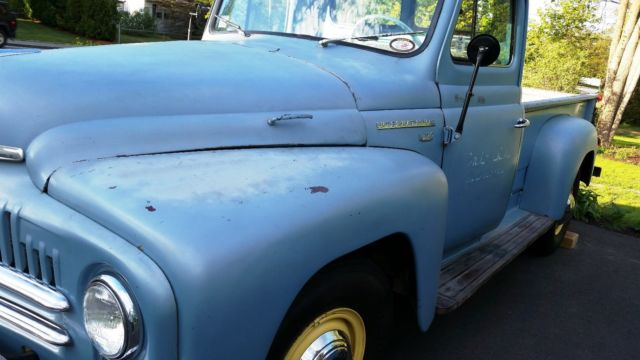 1952 International Harvester Pickup Truck with great old