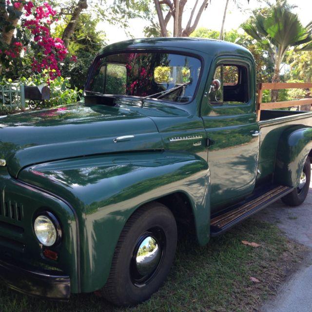 1952 International Harvester vintage pickup for sale