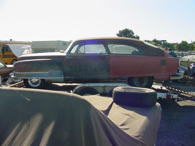 Cars For Sale Albuquerque >> 1952 Nash Ambassador 2 Door Coupe for sale - Nash ...