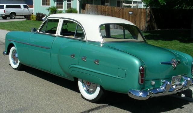 1952 Packard 200 Deluxe sedan for sale - Packard 200 Deluxe