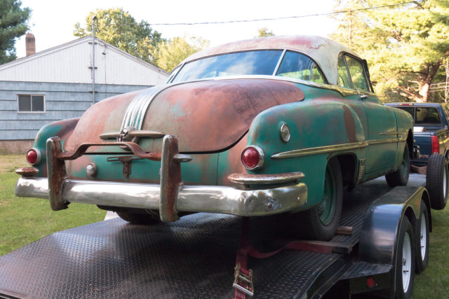 1952 Pontiac Chieftain Catalina Hardtop For Sale Pontiac