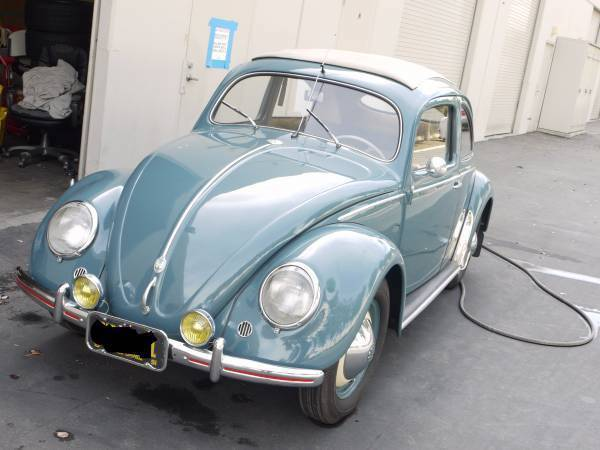 1952 volkswagen beetle split window for sale volkswagen for 1952 split window vw bug