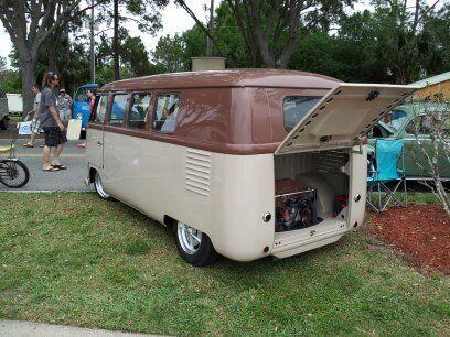 1952 VW BARNDOOR SPLIT WINDOW BUS VERY NICE for sale ...