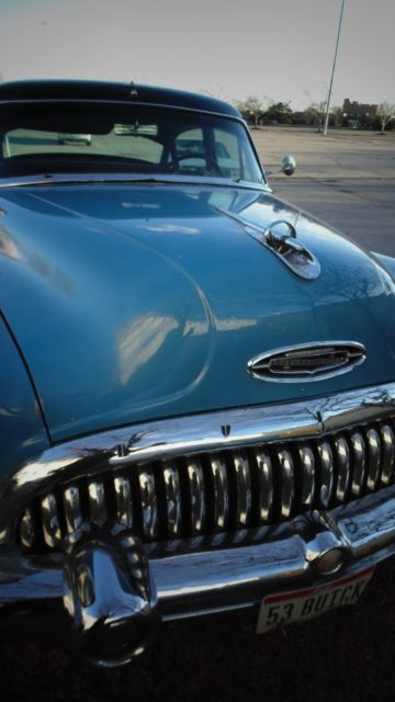 1953 BUICK SUPER 56C Convertible Automatic - AutoMall Online |1953 Buick Super Battery
