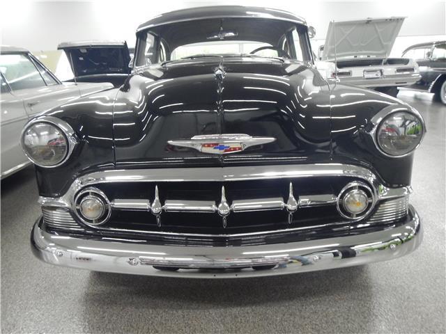 1953 Chevrolet 210 Sedan 0 Black Sedan 2 door Blue Flame ...