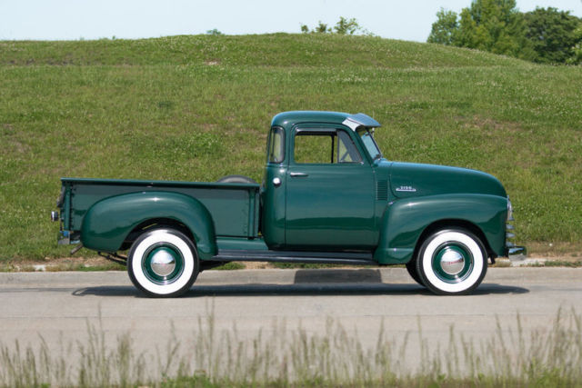 1953 chevrolet 3100 5 window pickup restored original for 1953 5 window chevy truck for sale