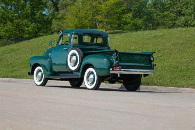 1953 chevrolet 3100 5 window pickup restored original for 1953 chevrolet 5 window pickup for sale