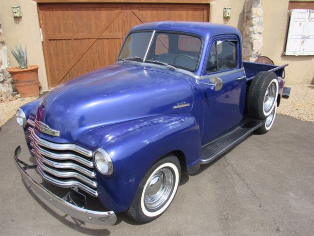 1953 chevrolet 5 window 3100 shortbed truck for sale for 1953 5 window