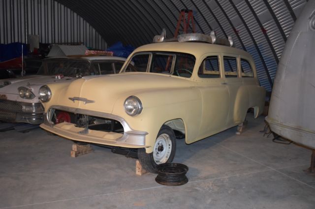 1953 Chevy Station Wagon Project Super Solid Builder Lots Of Parts For Sale Chevrolet Bel Air 150 210 1953 For Sale In Floyd Virginia United States