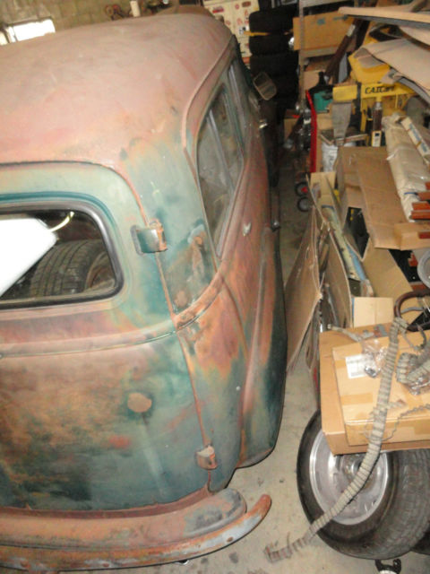 1953 Chevy Suburban Carryall 235 Six T5 Trans 3100 49 50