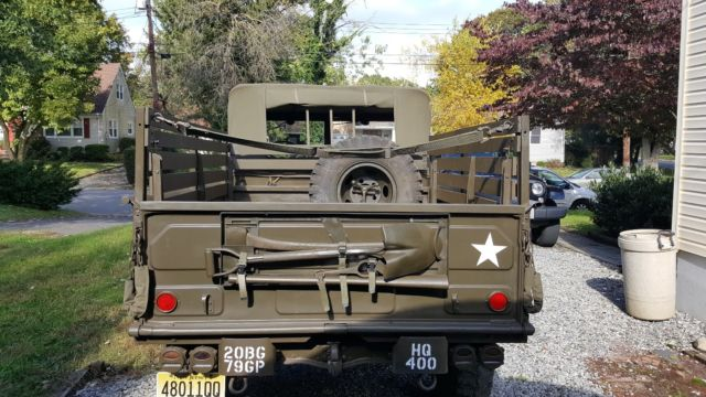 1953 Dodge M37 Military Truck for sale - Dodge Other m37 1953 for