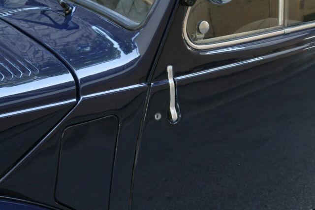 1953 Fiat 500c Transformable Quot Topolino Quot For Sale Fiat
