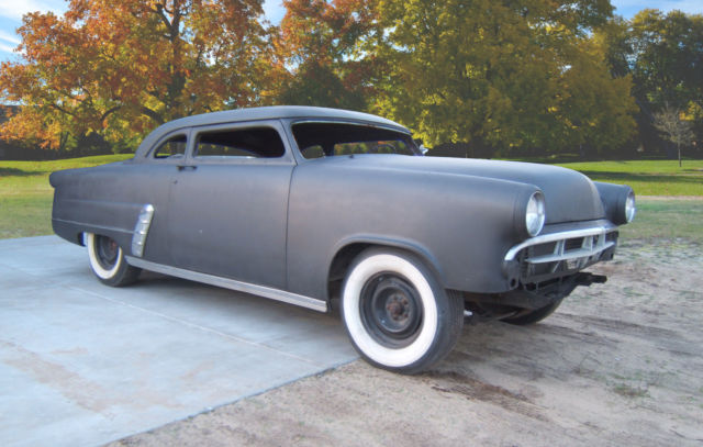 1953 ford chopped 2 door sedan custom rat rod for sale for 1953 ford 2 door coupe