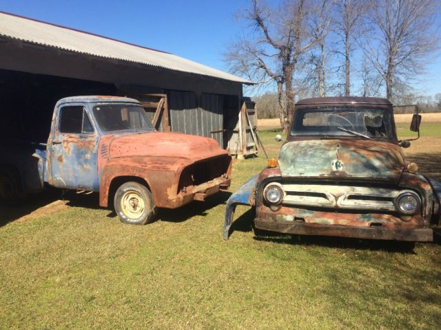 1953 ford f 100 deluxe cab truck for sale ford f 100 1953 for sale in hessmer louisiana. Black Bedroom Furniture Sets. Home Design Ideas