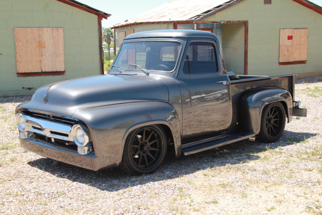 1953 ford f100 pickup truck 1954 1955 1956 for sale ford f 100 1953 for sale in gilbert. Black Bedroom Furniture Sets. Home Design Ideas