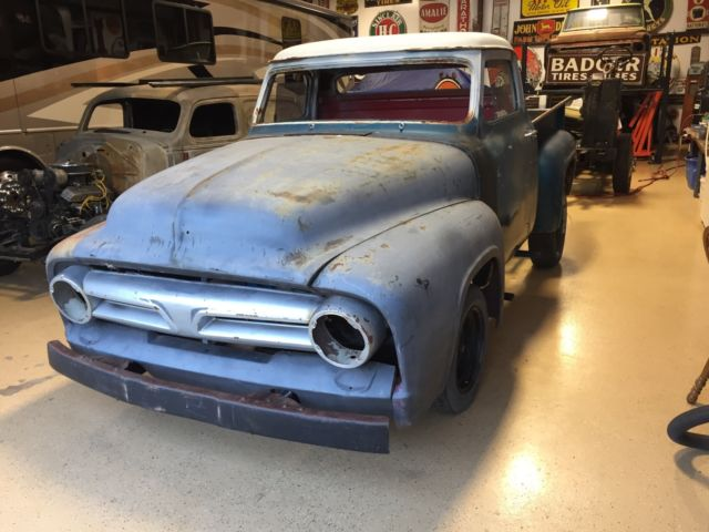 1953 ford f100 pickup truck project for sale ford f 100 1953 for sale in argyle texas united. Black Bedroom Furniture Sets. Home Design Ideas