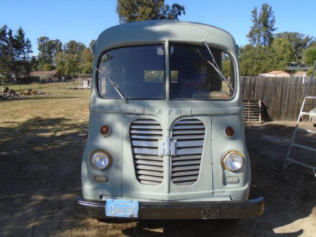 89206a4c34 1953 INTERNATIONAL HARVESTER METRO 115