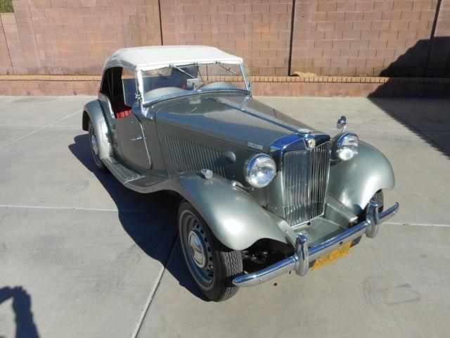 1953 Mg Td Mk Ii For Sale Mg T Series Td Mk Ii 1953 For