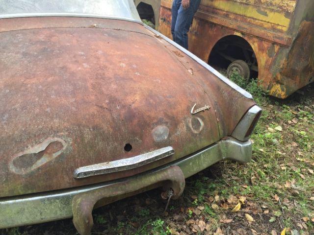 1953 Studebaker Commander K Body Two Door Hardtop for sale