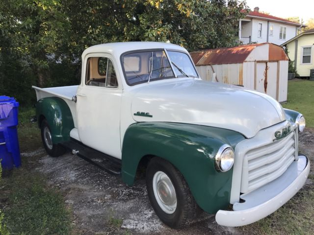 1953 vintage classic gmc pickup truck for sale gmc other 1953 for sale in charleston south. Black Bedroom Furniture Sets. Home Design Ideas