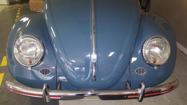 volkswagen beetle zwitter split window restored  original condition  sale volkswagen