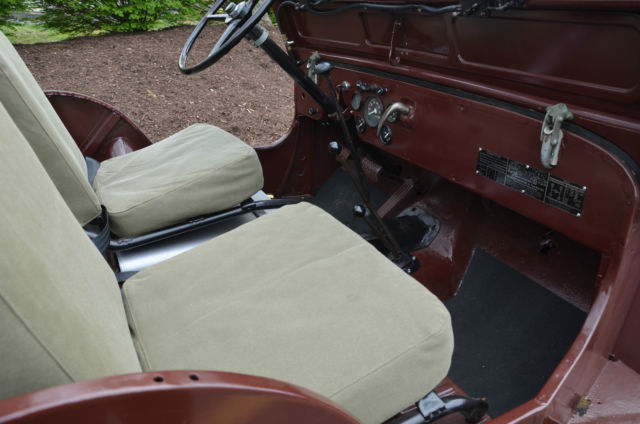 1953 Willys Jeep CJ3A for sale - Willys CJ3A 1953 for sale ...