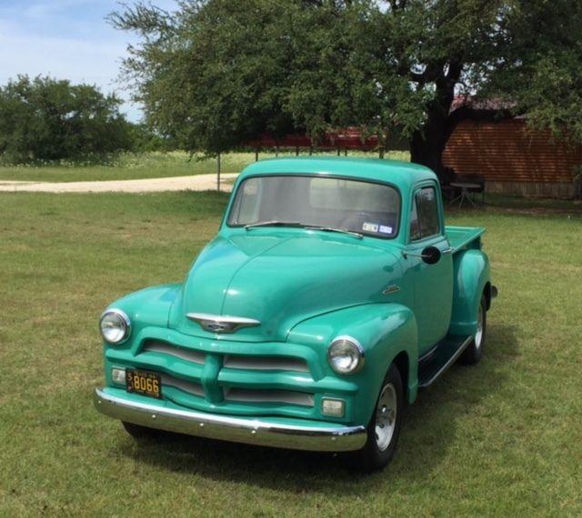 1954 chevrolet 1 2 ton pickup truck 3104 standard cab 2 door for sale chevrolet other pickups. Black Bedroom Furniture Sets. Home Design Ideas
