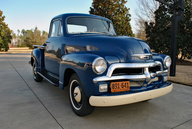 1954 Chevrolet Pickup Truck Parts On Ebay Autos Post