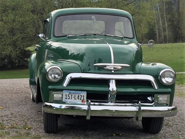 1954 chevrolet 3600 classic truck great condition 5 for 1954 chevy truck 5 window for sale