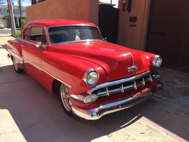 Cash For Cars San Diego >> 1954 Chevrolet Bel Air Hardtop for sale - Chevrolet Bel Air/150/210 1954 for sale in San Diego ...