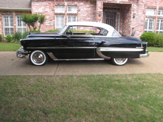 1954 chevrolet belair 2 door hardtop for sale chevrolet for 1954 chevy 210 2 door