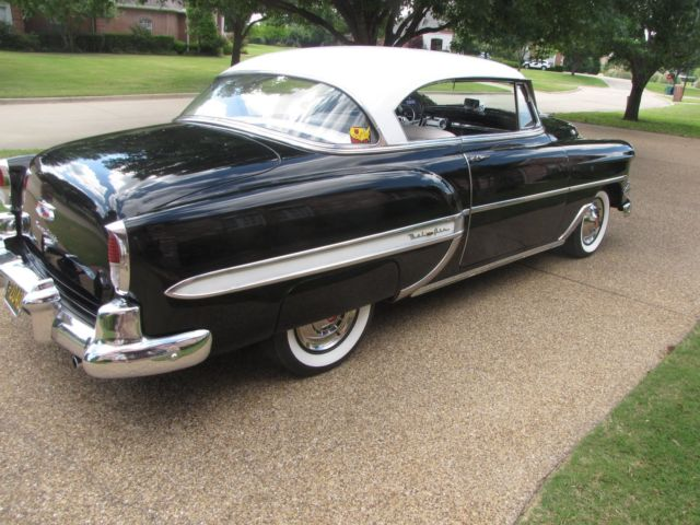 1954 chevrolet belair 2 door hardtop for sale chevrolet