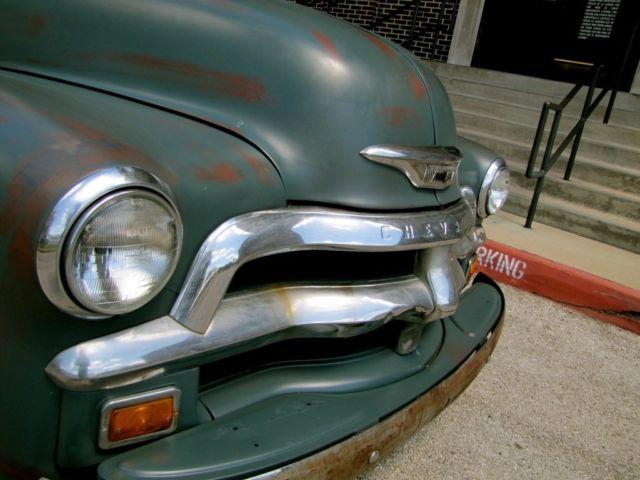 1954 Chevy 3100 Rear End Upgrade Autos Post