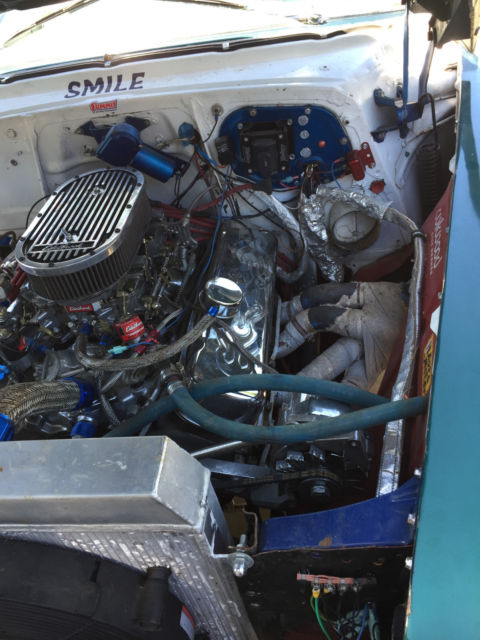 1954 Chevy Bel Aire with 502 chevy BB for sale - Chevrolet Bel Air