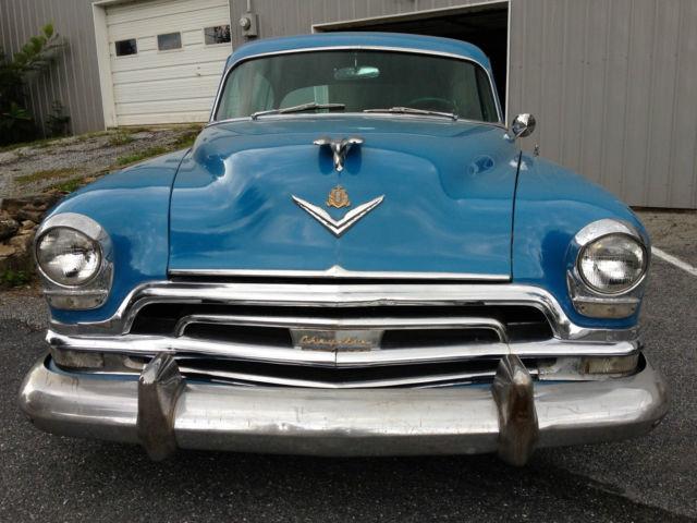 1954 Chrysler New Yorker Deluxe - Original HEMI Engine ...