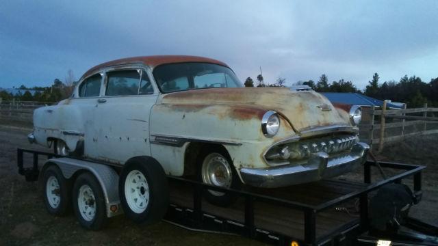 1954 Desoto Powermaster Plymouth Dodge Mopar Hot Rod