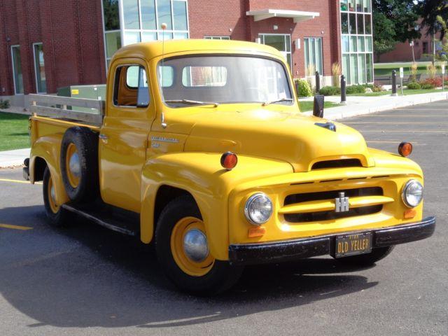 International Pickup Truck For Sale >> 1954 International Harvester R-112 Pick-Up Truck for sale - International Harvester R-112 1954 ...