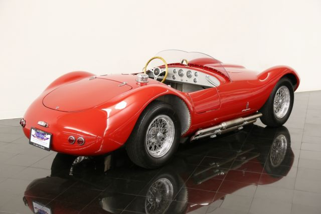1954 maserati a6gcs spyder recreation for sale maserati. Black Bedroom Furniture Sets. Home Design Ideas