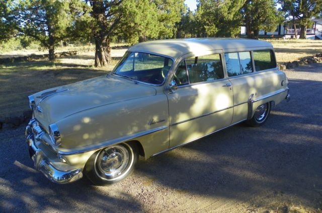 1954 PLYMOUTH BELVEDERE CONVERTIBLE WITH RARE HY-DRIVE ...   1954 Plymouth Belvedere Gas Mileage