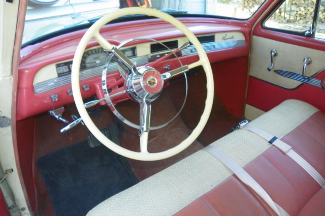 Find used 1954 Plymouth Belvedere Sedan Restored in Gilroy ...   1954 Plymouth Belvedere Gas Mileage