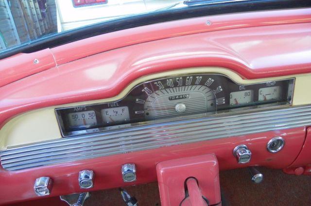 1954 Plymouth belvedere 2 door hardtop   eBay   1954 Plymouth Belvedere Gas Mileage